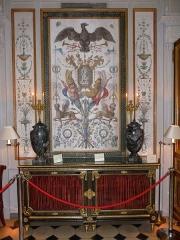 Hôtel de la Vaupalière - Français:   L\'hôtel de La Vaupalière à Paris, l\'antichambre Dugourc