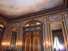 Hôtel de la Vaupalière - Français:   L\'hôtel de La Vaupalière à Paris, la salle à manger