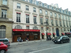 Immeuble -  Maxim's, Paris 9 November 2012