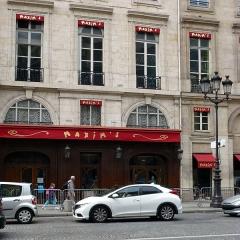 Immeuble -  Maxim's de Paris Restaurant 3 rue Royale, Paris  3 rue Royale, 75008 Paris