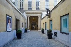 Immeuble -  Galerie Royale @ Paris