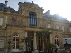 Musée Jacquemart-André - Español: Museo_Jacquemart_André, exterior