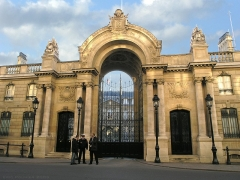 Palais de l'Elysée -  Palais de L'Elysée (ENG:Elysée Palace)