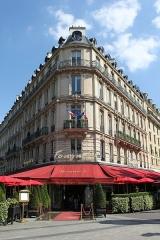 Brasserie restaurant Le Fouquet's -  Le Fouquet's, 99 Avenue des Champs-Élysées, Avenue George-V, Paris