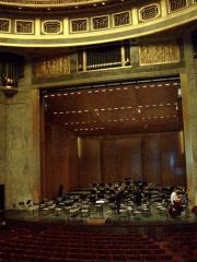 Théâtre des Champs-Elysées -  Stage of the Théâtre des Champs-Élysées (Paris), June 29th, 2006