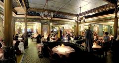 Brasserie Mollard -  La salle à manger de la Brasserie Mollard