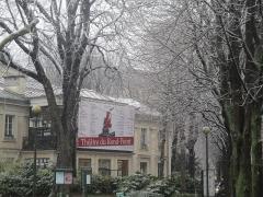 Théâtre Renaud-Barrault - Français:   Théâtre du Rond-Point, février 2018.