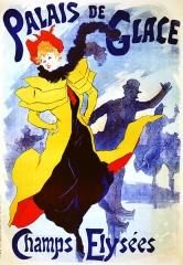 Théâtre Renaud-Barrault - French painter, poster artist, lithographer, designer and graphic artist