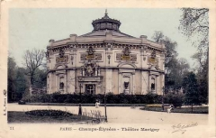 Théâtre Marigny -  Théâtre Marigny, Paris