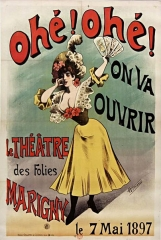 Théâtre Marigny - French painter and illustrator