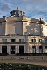 Théâtre Marigny - Deutsch:   Théâtre Marigny, im Carré Marigny an der Avenue des Champs-Élysées im 8. Arrondissement in Paris (Île-de-France/Frankreich)
