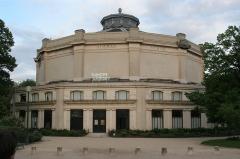 Théâtre Marigny -   Париж, Франция. Май 2012  Paris, France. May 2012