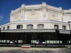 Théâtre Marigny - Français:   Restaurant du théâtre Marigny.