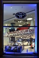 Immeuble - English: Toyota showroom, Champs Elysées, Paris.