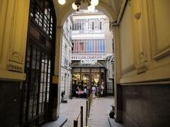 Bouillon Chartier - English: Entrance to the restaurant Chez Chartier
