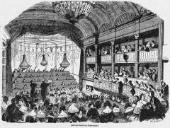 Ancien conservatoire National de Musique et de Déclamation - French architect