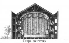 Ancien conservatoire National de Musique et de Déclamation - Italian drawer and engraver