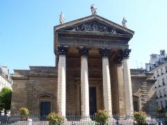 Eglise Notre-Dame-de-Lorette - Italiano: Parigi - Chiesa di Notre Dame de Lorette