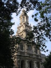 Eglise de la Trinité -  Égile de la Sainte-Trinité de Paris