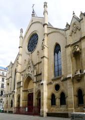 Eglise Saint-Eugène-Sainte-Cécile - English: Saint-Eugène Sainte-Cécile church - Paris
