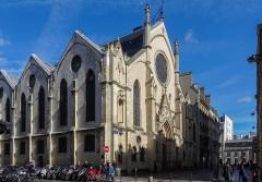 Eglise Saint-Eugène-Sainte-Cécile -  Paris, 9ème arrondissement