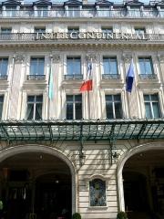 Grand Hôtel - Paris 9ème arrondissement - Le Grand Hôtel, entrée principale rue Scribe