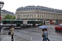 Grand Hôtel -  Place de l'Opéra, Paris, France.