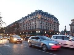 Grand Hôtel - English: Grand Hôtel & Café de la Paix, Paris