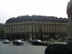 Grand Hôtel - English: Grand Hôtel in Paris 9th Arrondissement.