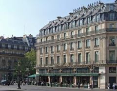 Grand Hôtel -  Grand Hôtel Paris.