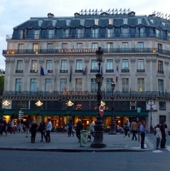 Grand Hôtel -  Le Grand hotel, Café de la Paix