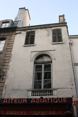 Hôtel Cromot du Bourg - Deutsch: Haus 9, 11 rue Cadet in Paris (9. Arrondissement)
