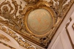Immeuble ou ancien Hôtel de la Haye - Deutsch: Hôtel Radix de Sainte-Foix: Ecke 2, boulevard de la Madeleine/1-3, rue de Caumartin in Paris (9. Arrondissement), 1. Stockwerk
