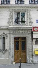 Immeuble -  27 Rue Victor Massé, Paris, France.