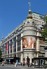Magasin du Printemps -  Au Printemps, Paris.