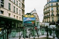 Métropolitain, station Cadet -  Cadet (Paris Metro)