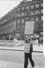 Métropolitain, station Opéra -