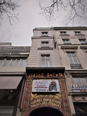 Musée Grévin (voir aussi : passage Jouffroy) -  Musée Grévin