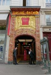 Musée Grévin (voir aussi : passage Jouffroy) -  Musée Grévin @ Paris
