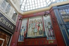 Musée Grévin (voir aussi : passage Jouffroy) -  Passage @ Paris
