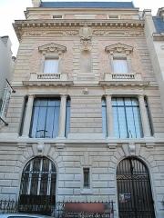 Musée Gustave Moreau - English: Mansion Gustave Moreau, now a museum: 14 Rue de Larochefoucauld, Paris 9th arr.