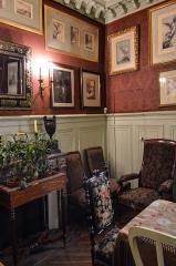 Musée Gustave Moreau -  Moreau's dining room