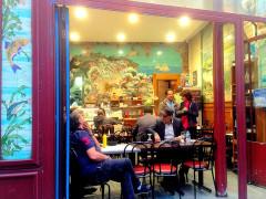 Poissonnerie -  Faubourg-Montmartre, Paris, France