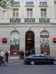 Immeuble de la Société Générale - English: The registered offices of Société Générale - Formerly the administrative headquarters