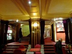 Théâtre Edouard VII et immeubles -  Paris Theatre Edouard VII Bar 02042016