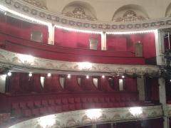 Théâtre de Paris -  Théâtre de Paris - Balcons