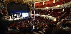 Théâtre de Paris -  Taken at dotGo in Paris on November 9th, 2015 by Nicolas Ravelli   dotGo, November 9, 2015. Théâtre de Paris.