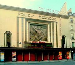 Théâtre des Folies-Bergère -  Follies Bergere
