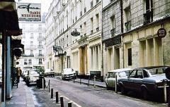 "Cité Bergère -  ""Victoria"" Hotel"