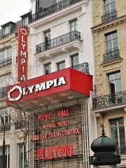 Théâtre de l'Olympia -  Olympia